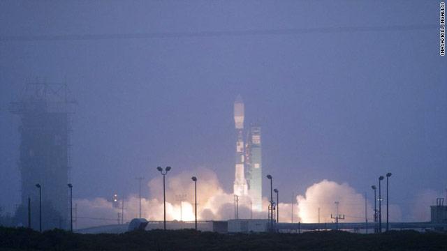 Argentina y la NASA lanzan un satélite para medir el cambio climático