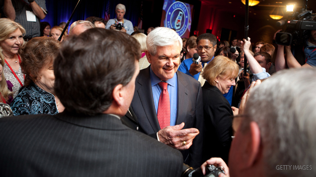 Gingrich to attend cattle call in New Orleans