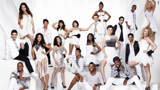 Who made the 'SYTYCD' top 20?