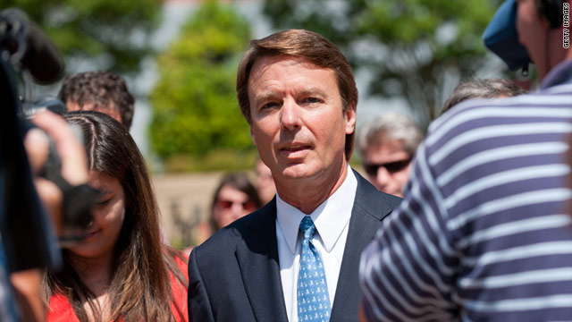 U.S. attorney prosecuting John Edwards to step down