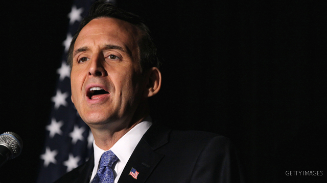 Pawlenty: I won't be at Romney's running mate announcement