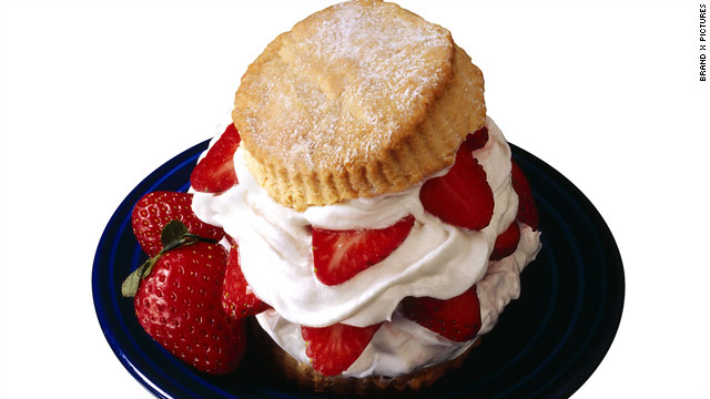 National strawberry shortcake day