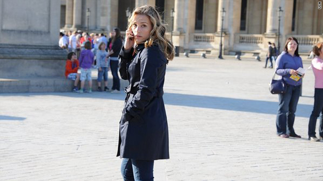 Parisian intrigue on 'Covert Affairs'