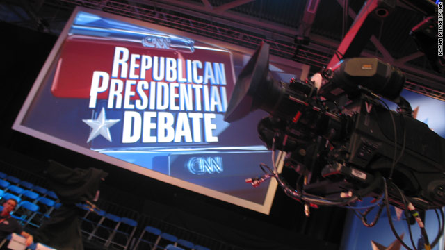 BLITZER'S BLOG: How will abortion play out in tonight's debate?