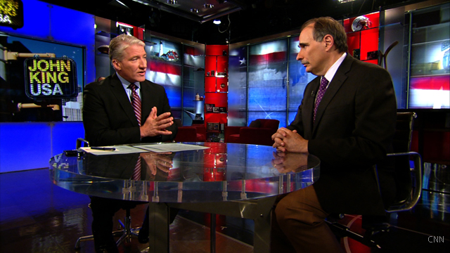 Axelrod on the GOP field: Romney vs. an un-Romney