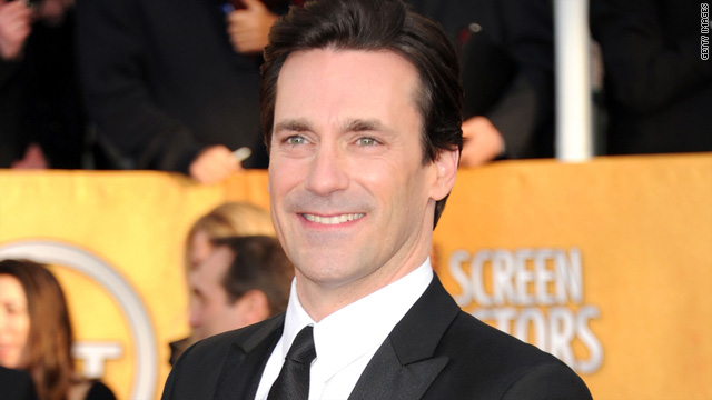 Jon Hamm: 'Mad Men' has to end one day