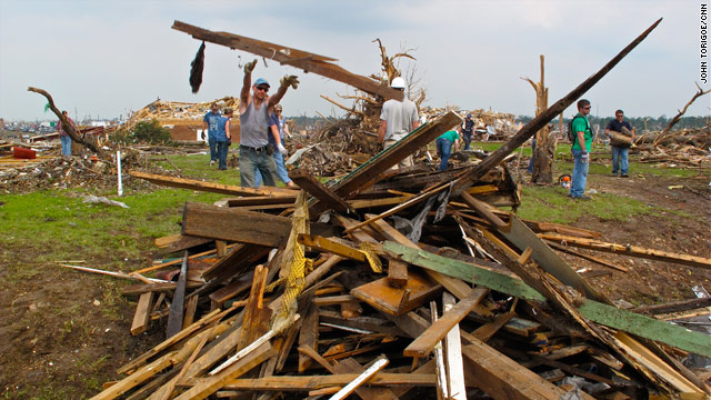 Joplin tornado's death toll at 153, city says