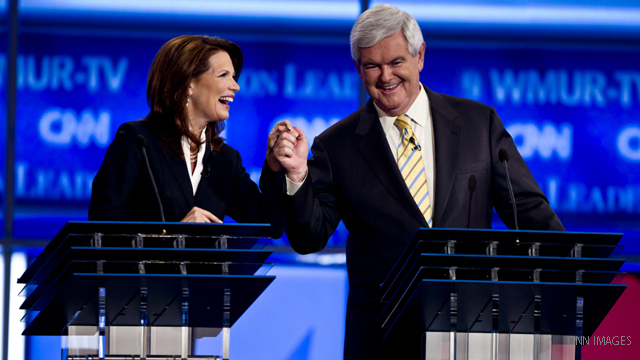 Bachmann fine print – What about the House re-election campaign?