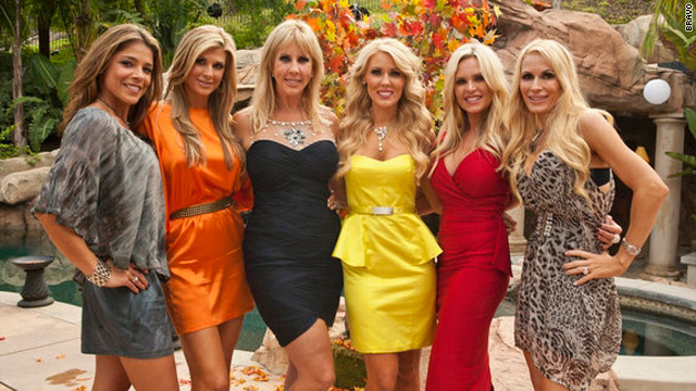 'Real Housewives of OC' reunion brings the drama