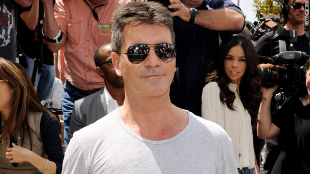 Simon Cowell contacts police over 'Britain's Got Talent'