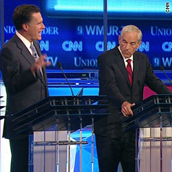 Live blog: GOP candidates take turns ripping Obama