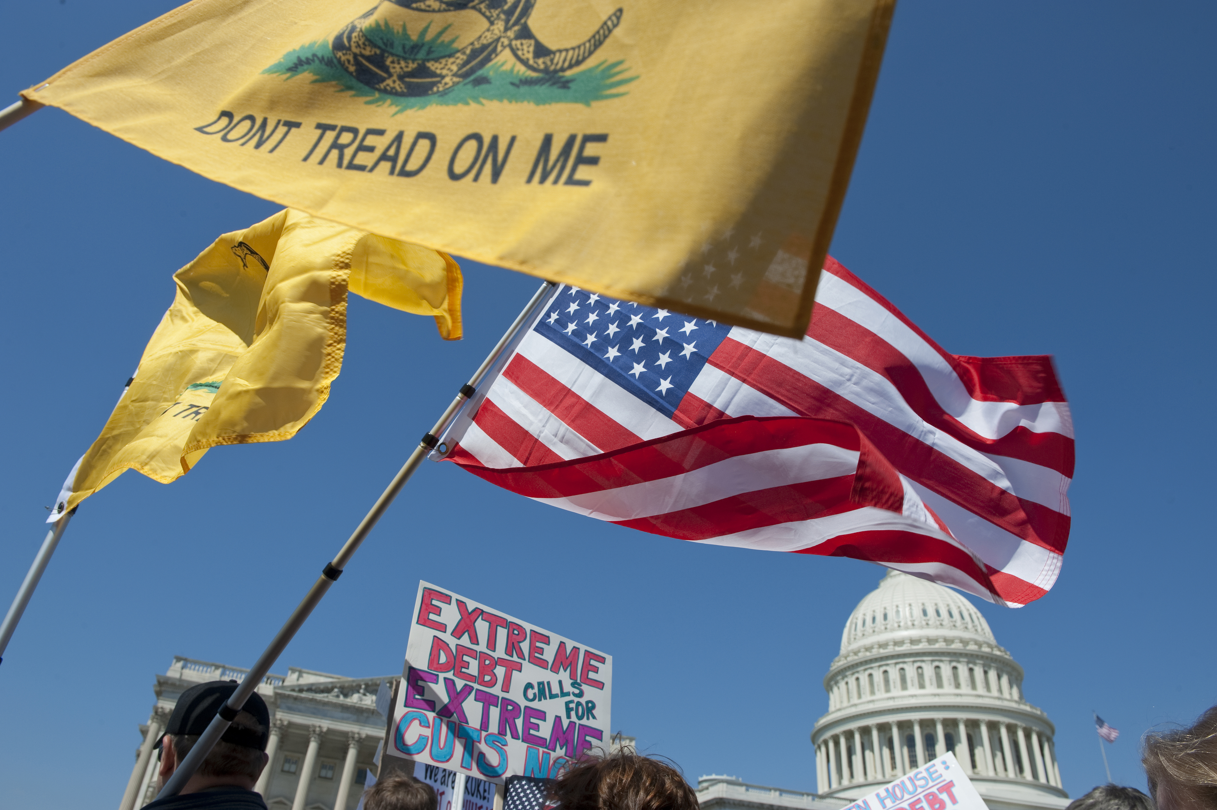 Tea Party Express: GOP contenders can't win nomination without tea party support