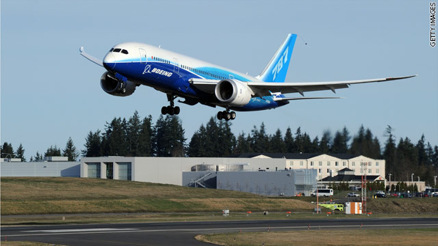 BLITZER&#039;S BLOG: Boeing plant controversy could undermine big biz support for Obama