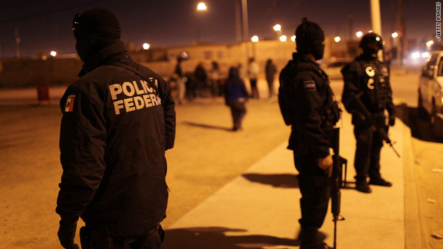 Gotta Watch: Mexico&#039;s drug war