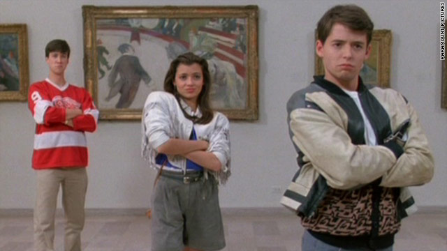 The summer of '86: 'Ferris' to 'The Fly'