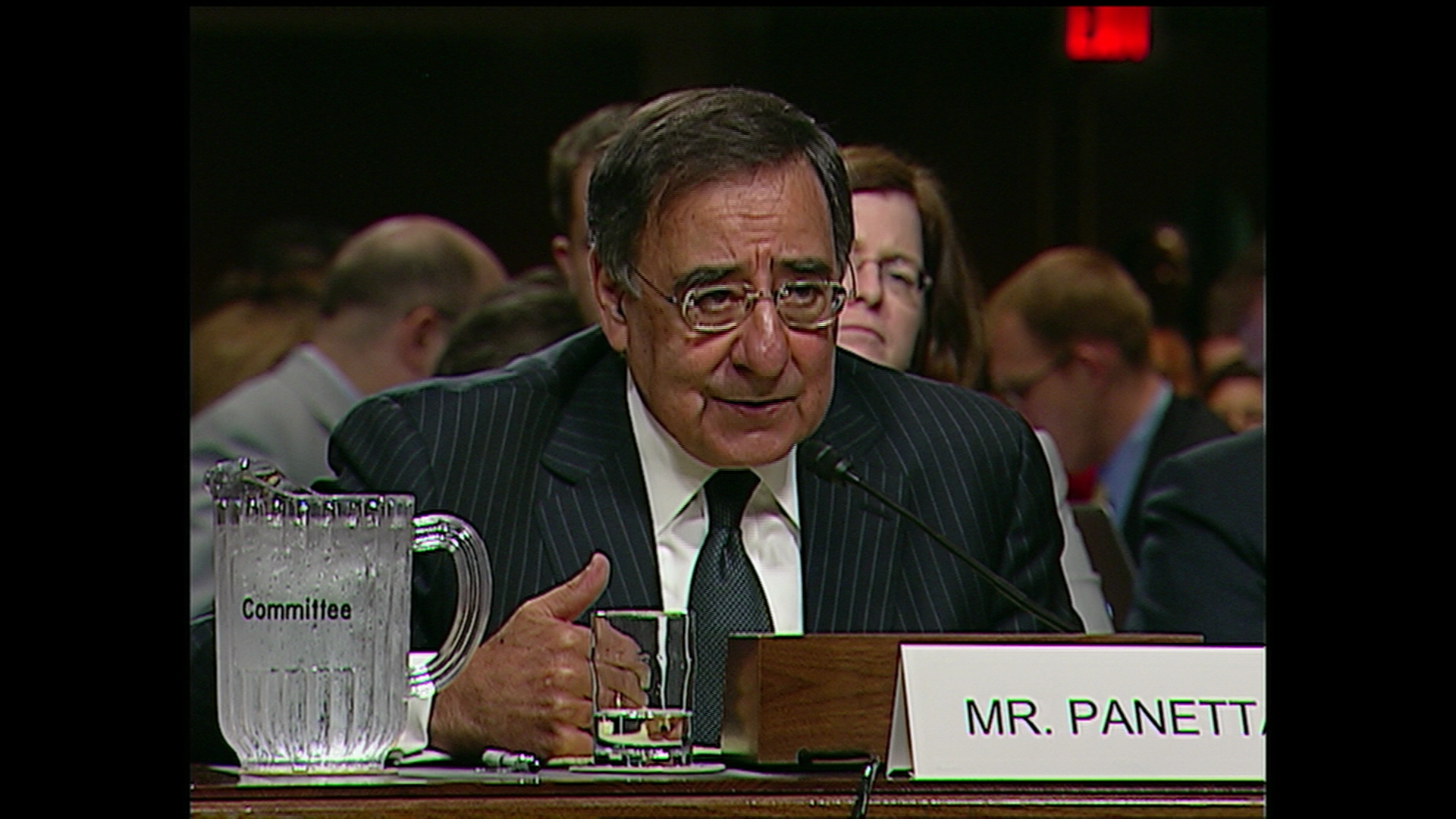Panetta sailing through Senate confirmation