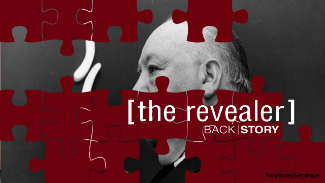 "All new ""The Revealer"" this week: clue #2"