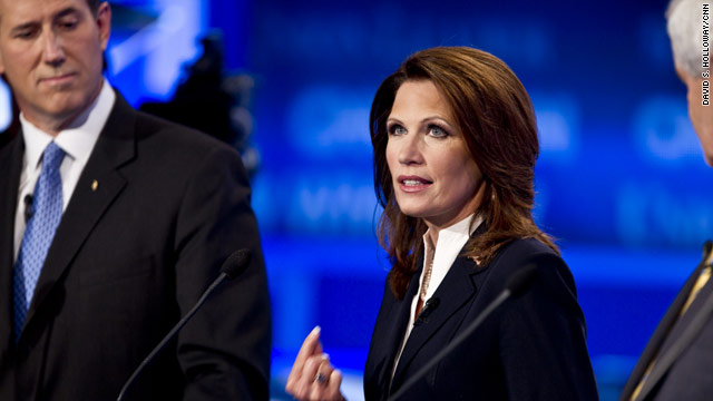 Bachmann draws new attention after GOP debate