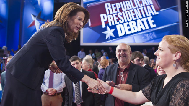 Analysts: Bachmann has building blocks for successful campaign