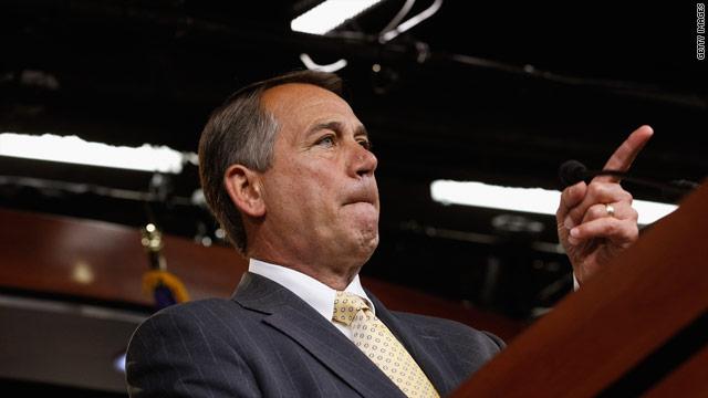 Boehner praises Bachmann