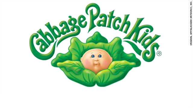 Insane image for cabbage patch logo printable