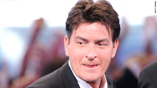 Charlie Sheen to get his own sitcom?