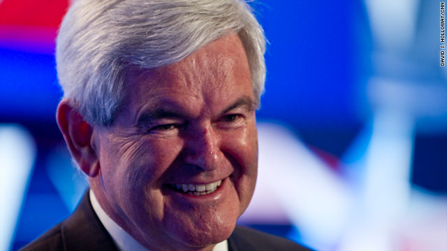 Gingrich confronted over cash, charity