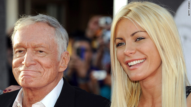 Hugh Hefner's fiancee calls off the wedding