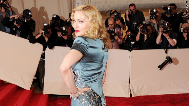Weinstein grabs rights to Madonna movie