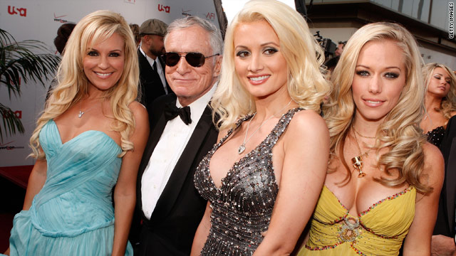 It's 'Runaway Bride' instead of a wedding for Hef