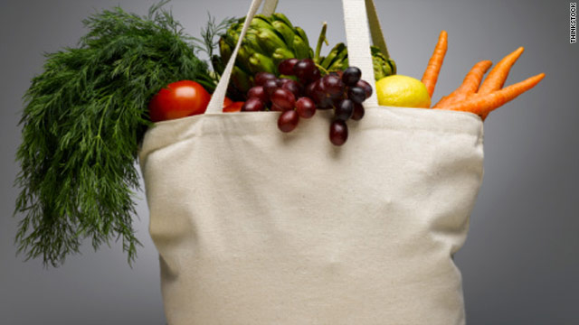 Clean those reusable shopping bags