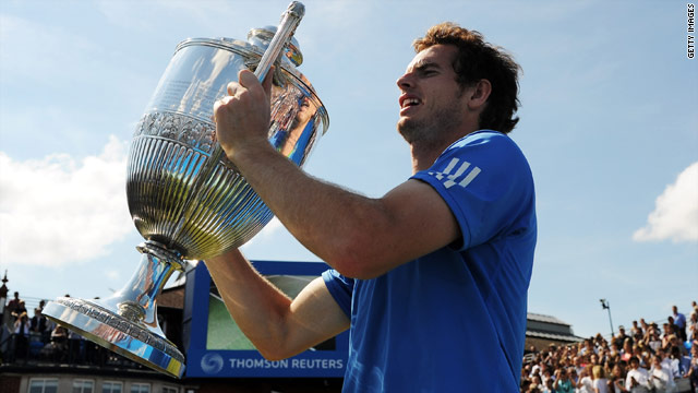 Andy Murray is unlikely to win Wimbledon this year, despite his recent success at Queen's Club.