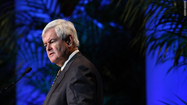 Gingrich says media is on the attack