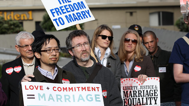 Court upholds gay judge's ruling on Proposition 8