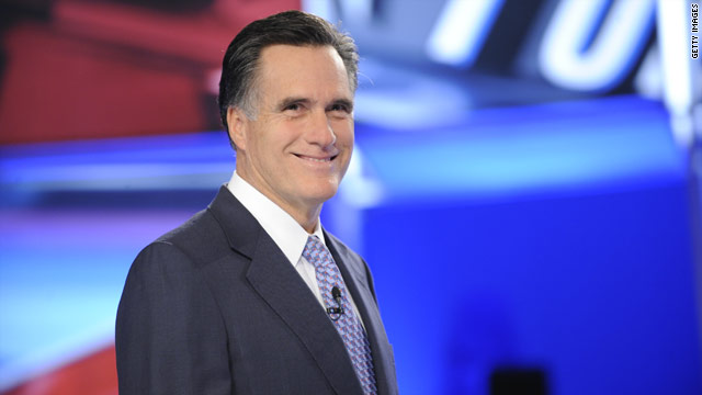 Poll: Romney widens lead