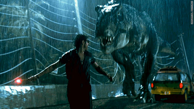 'Jurassic Park 4' in the works?