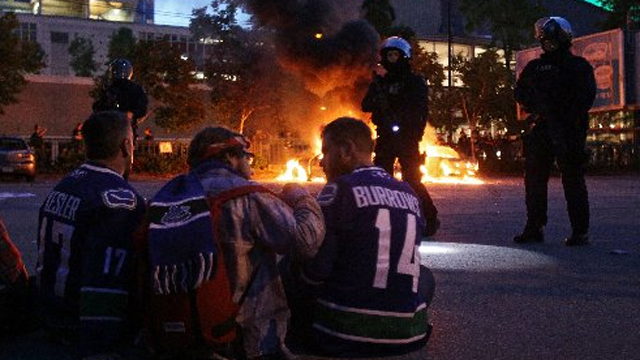 Gotta Watch: Sports riots