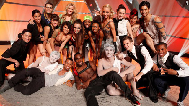 Getting to know the 'SYTYCD' top 20