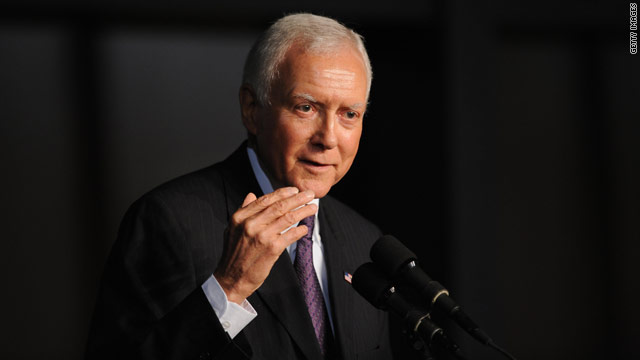 Democrat to run against Hatch for Senate