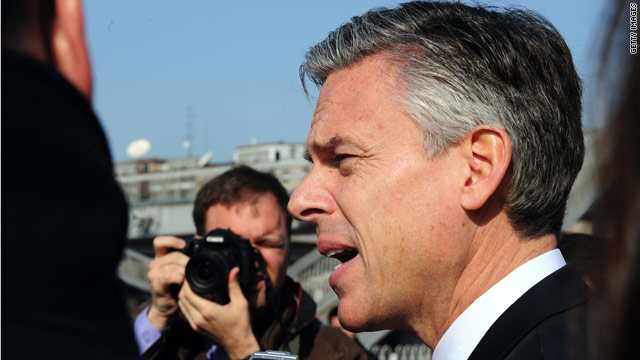 Huntsman cancels Republican Leadership Conference appearance