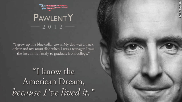 Pawlenty stepping up efforts in Iowa