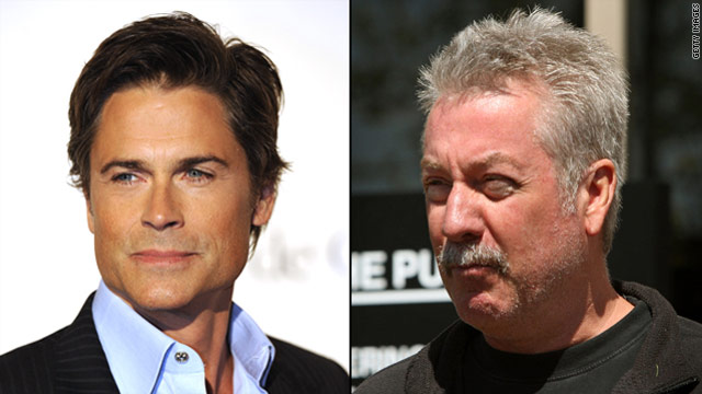 Rob Lowe's next role: Drew Peterson