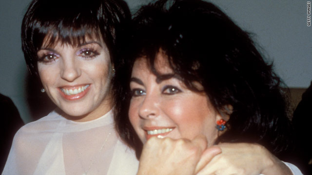 Liza Minnelli: What I learned from Elizabeth Taylor