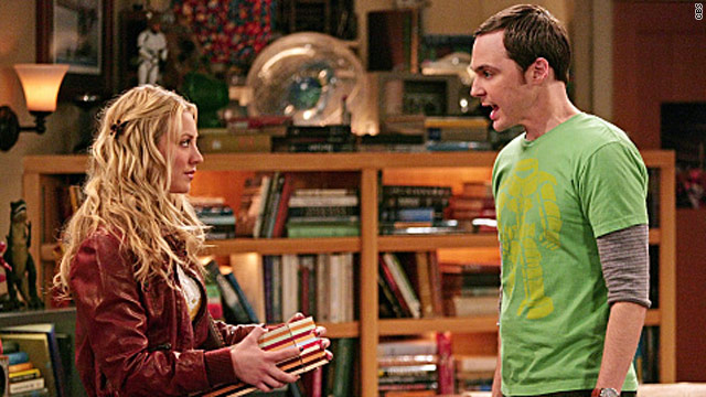 'Big Bang Theory' star: Penny's last name is...?