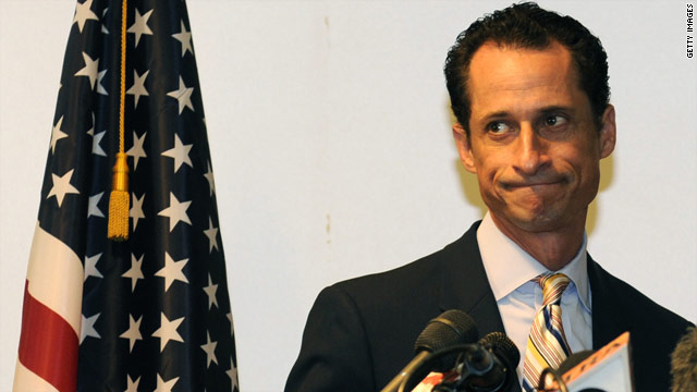 Hustler wants Weiner, 'Entourage' not so much