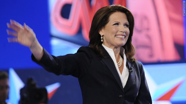 Bachmann: Schools should teach intelligent design