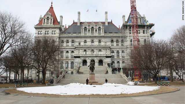 Same-sex marriage bill's prospects uncertain in New York state Senate