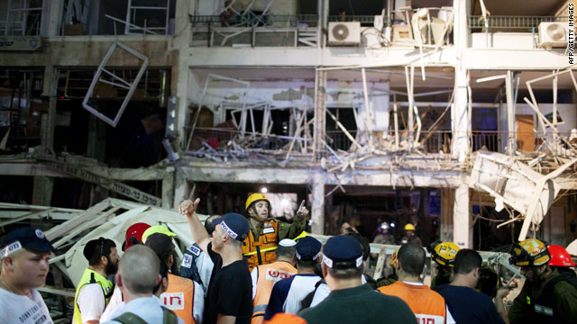 Gas explosion kills 3, injures at least 50 in Israel