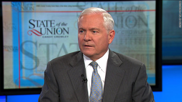 Sec. Gates: U.S. engaged in 'preliminary' peace talks with the Taliban
