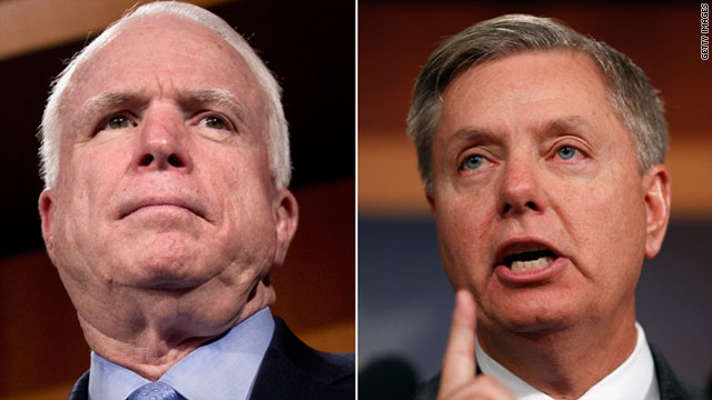 Key Senate Republicans disagree with House GOP on War Powers debate